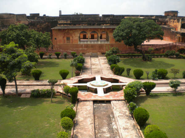 Ajaigarh Fort